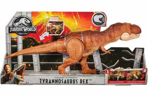 Jurassic World Tyrannosaurus Rex T-rex Mordida Extrema