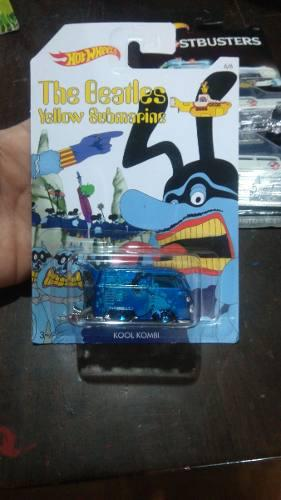 Kool Kombi Yellow Submarine The Beatles Hot Wheels