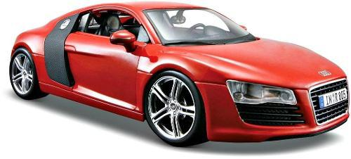 Maisto Audi R8 Red Special Edition 1:24 Diecast Mod