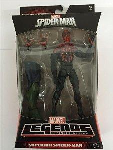 Marvel The Amazing Spiderman 2 Marvel Legends Serie Infinita