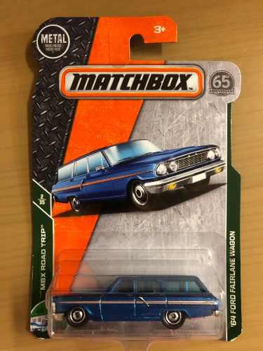 Matchbox Fairlane