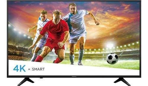 Pantalla 4k Hisense Roku Smart Tv 50 Uhd 50r7e Facturamos