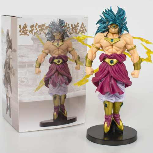 Regalo navidad dragon ball anime goku super saiyan modelo en 63190639fb8c