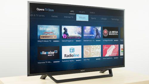 Smart Tv Sony 40 Pulgadas Led Full Hd Screen Mirroring Wi Fi