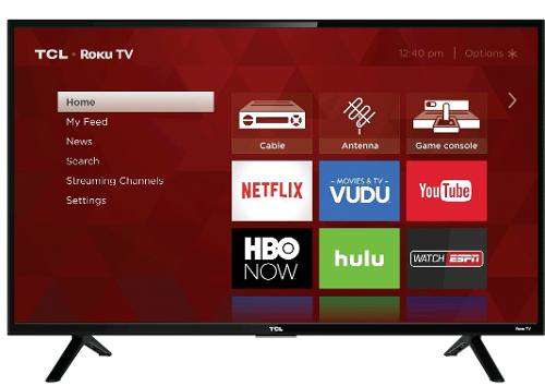Televisión Roku Tv 32 Smart Tv (reacondicionada)