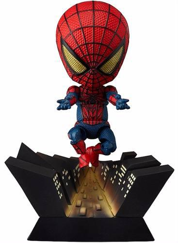 The Amazing Spider-man Hero ' S Edition Nendoroid Figura