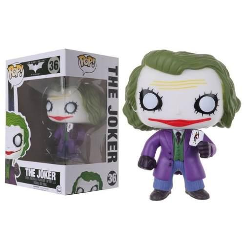 The Joker 36 Funko Pop Dc The Dark Knight
