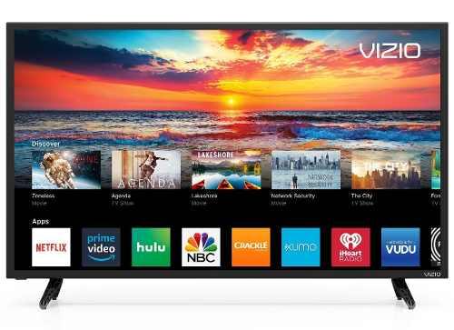 Tv Vizio - 40 Class - Led - D-series - p - Smart - Hdtv