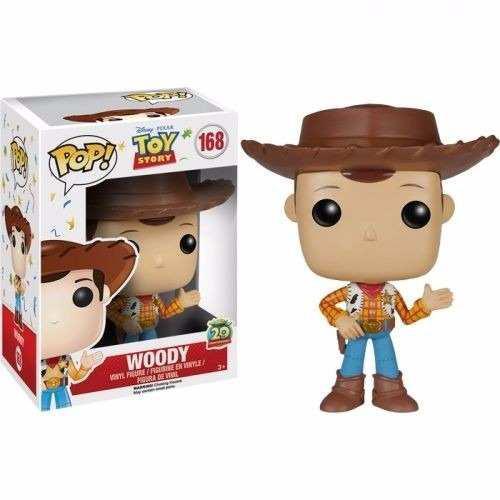 Woody 168 Funko Pop Disney Pixar Toy Story
