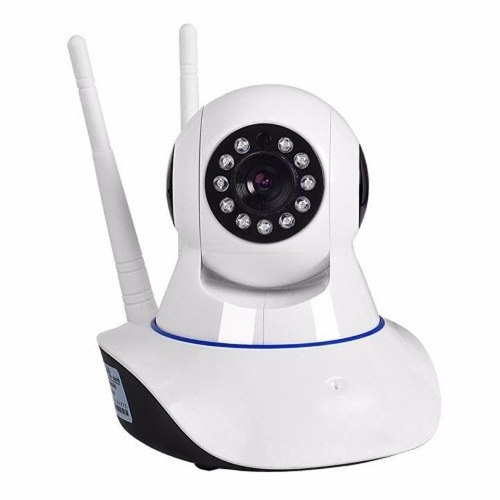 Camara Ip Wifi Doble Antena 1.3mp 720p Infrarrojo Robotica