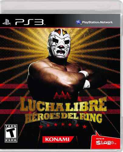 Aaa Lucha Libre Heroes Del Ring Ps3 Nuevo Fisico Od.st