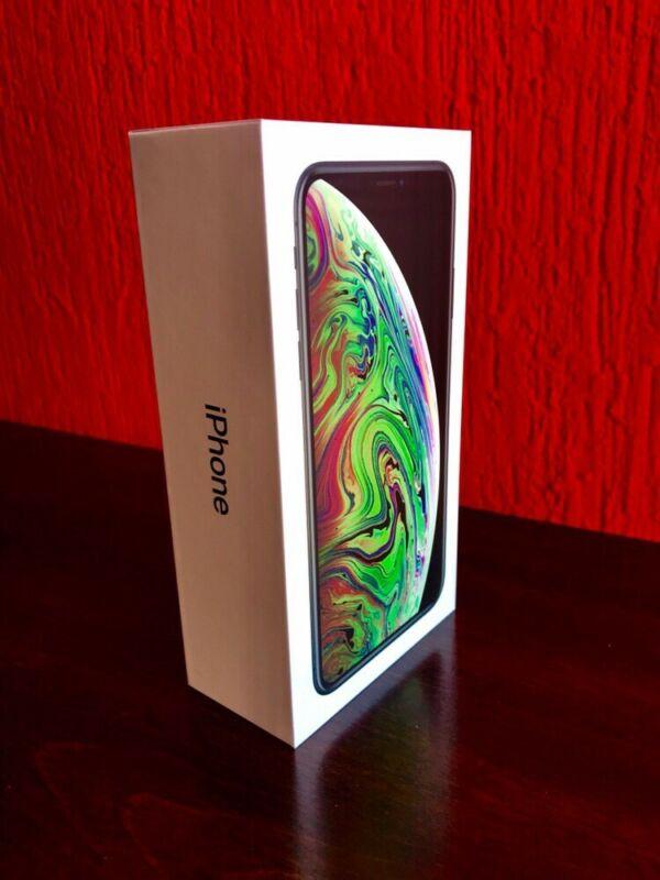 Apple iPhone XS MAX 64 GB COMPLETAMENTE NUEVO LIBRE