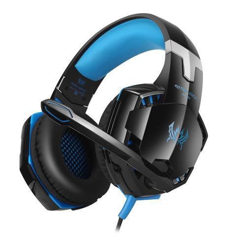Audifonos Gamer Con Micrófono De Xbox 360 / Ps3 / Ps4 / Pc