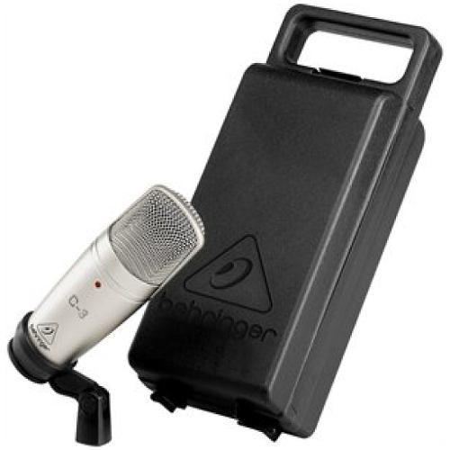 Behringer Microfono Condensador C-3 Profesional