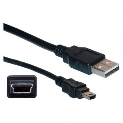 Cable Para Ps3 80 Cm. Datos Y Corriente Envío Gratis