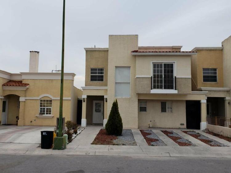 Casa en Renta en Residencial Senda Real, fracc privado con