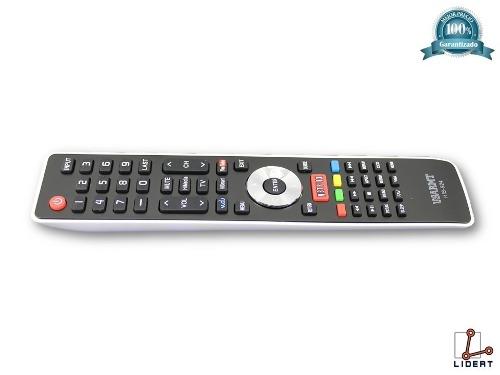 Control Pantalla Tv Hisense Smart Netflix Youtube 3d His-924