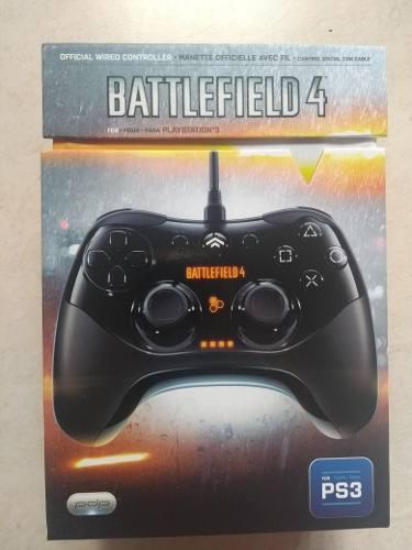 Control Para Ps3 Edicion Battlefield 4 (en D3 Gamers)