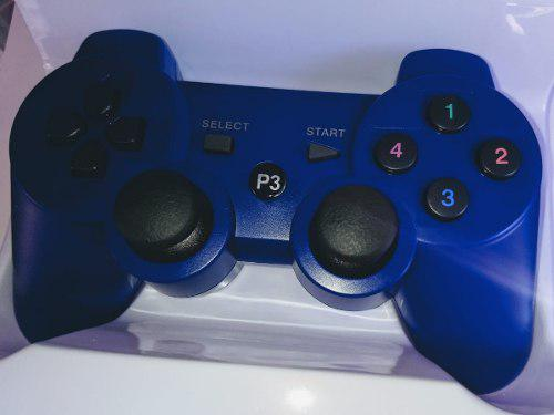 Controles Para Ps3 Generico Inalambrico Recargable
