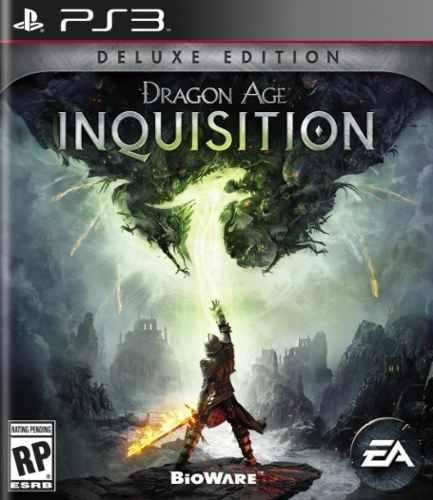 Dragon Age Inquistion Deluxe Edition