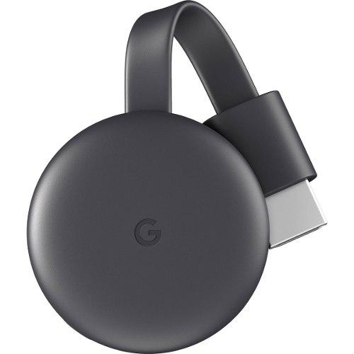 Google Chromecast 3 Nuevo Empacado Y Sellado