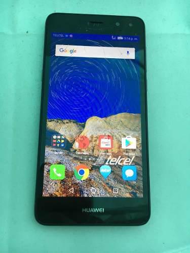 Huawei Y5 Pro Golpe En Cristal Pero Sirve Todo Libre