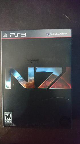 Mass Effect 3 Collectors Edition + Mass Effect 2 Ps3