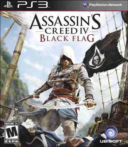 Ps3 Juego Assassin's Creed 4: Black Flag + Envío Gratis