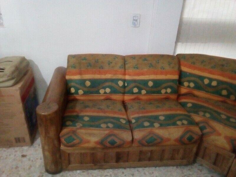 Sala de tres piezas