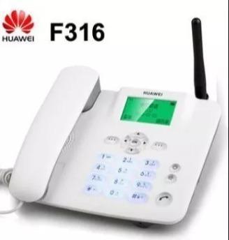 Teléfono Fijo (casa O Rural) Huawei F316 / Lote 10 Piezas