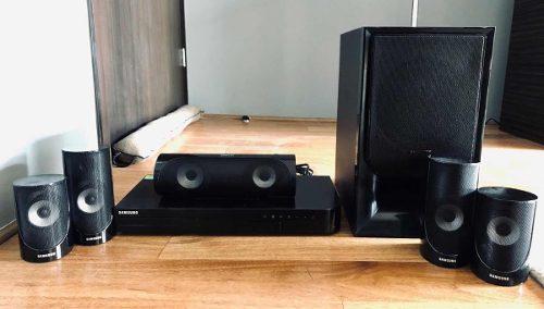 Blu-ray Samsung Con Sistema De Sonido 5.1