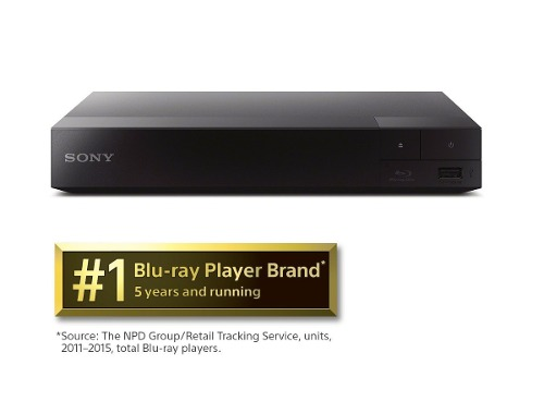 Blu-ray Sony Bdps Streaming Disc Player Con Wi-fi