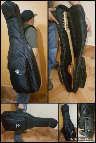 Funda Para Guitarra Electrica Reforzada Gigbag