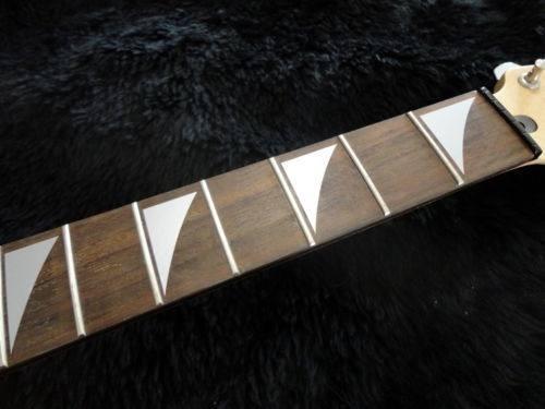 Inlay Stickers Guitarra Eléctrica Jackson Sharkfin / Logo