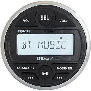 Jbl Prv 175 Am / Fm / Usb / Bluetooth Gauge Estilo Estéreo