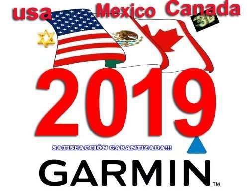 Mapa Garmin De Mexico Nuvi 205w Mexico 2019.20 3d