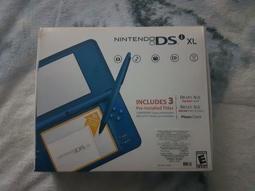 Nintendo Dsi Xl Seminuevo Pero Excelente Estado!!