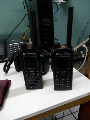 Radio Motorola Tetra Cep400 Y Mpt850 Para Reponer