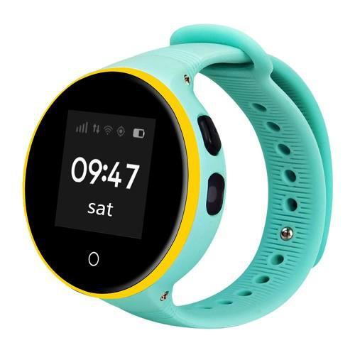 Smartwatch Zgpax S669 Gps Para Niños Con Rastreador Sos -