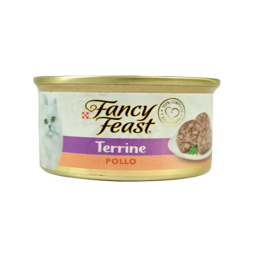 Alimento Para Gato Fancy Feast Terrine Pollo 85 G
