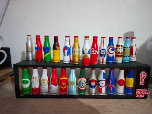 Coleccion Completa De Mini Mundialistas 25 Botellitas