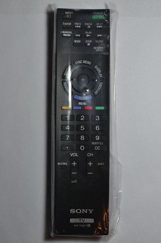Control Remoto De Tv Original Oem Sony Lcd Led 3d Bravia