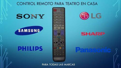 Control Remoto Para Tv Pantalla Sony Smart Tv Led Lcd Sony