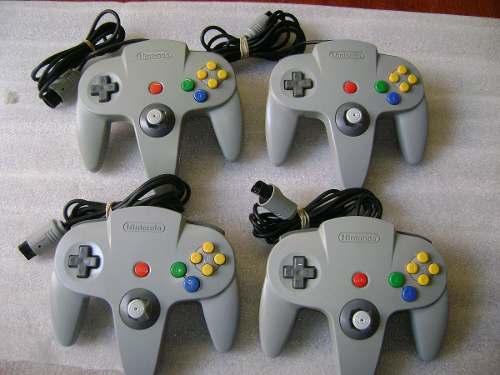 Controles Originales Para Nintendo 64 N64 $$ C/u