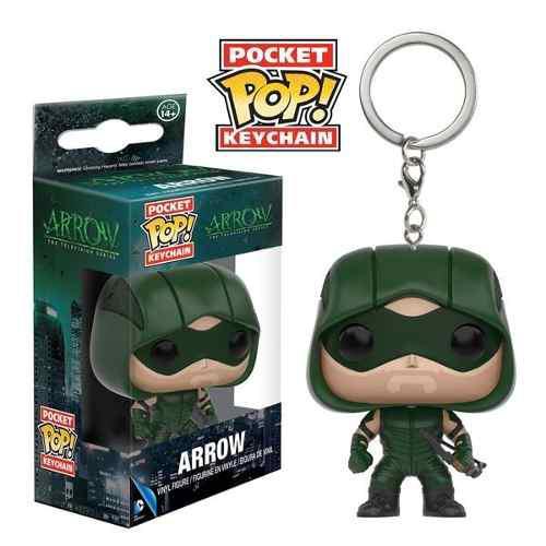 Funko Llavero Batman Arrow Wonder Woman Joker Harley Flash