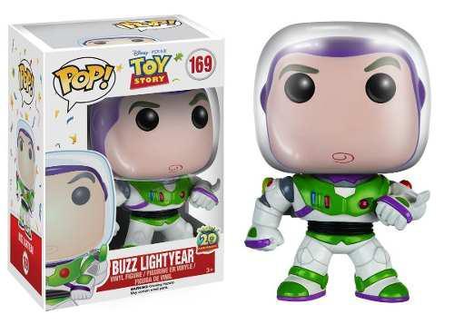 Funko Pop Buzz Lightyear #169 Disney Pixar Toy Story