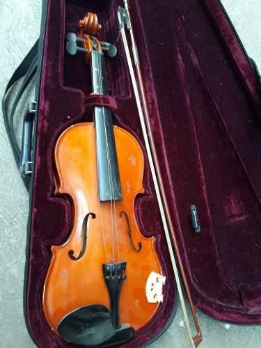 Instrumento Musical Violin Guitarra Cuerdas Madera