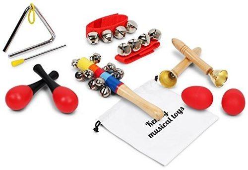 Kenley Instrumentos Musicales Para Niños - Percusión Y