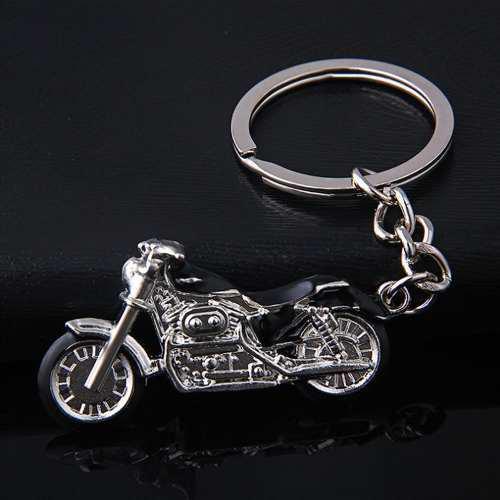 Llavero Motocicleta Choppers Metálico Harley Moto 2pcs
