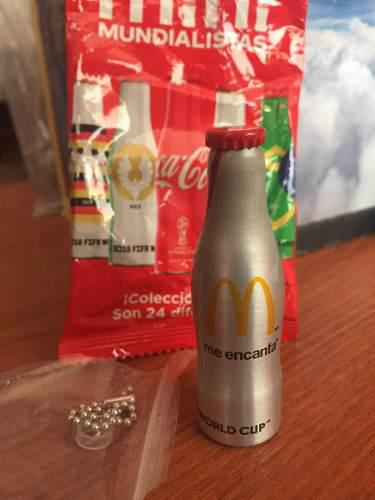 Mini Mundialistas De Coca Cola Mcdonalds